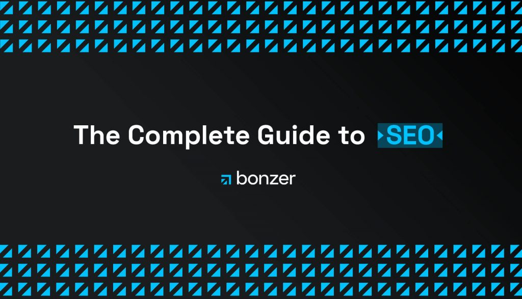 the complete guide to seo