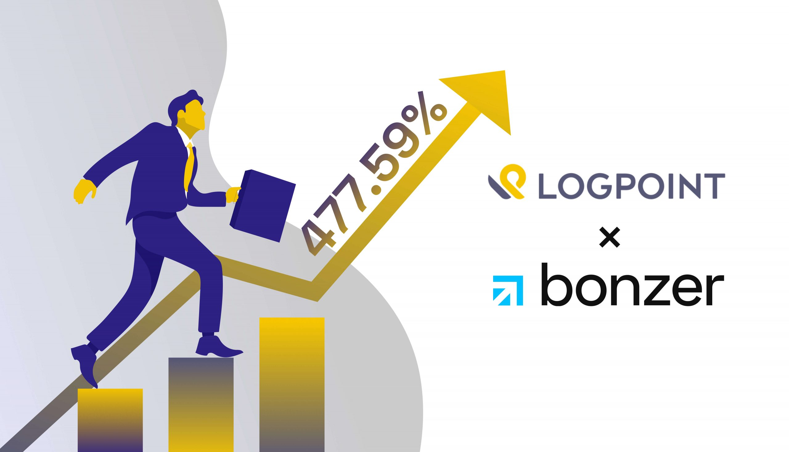 Increase of 477.59% in organic traffic: How we made that happen with LogPoint