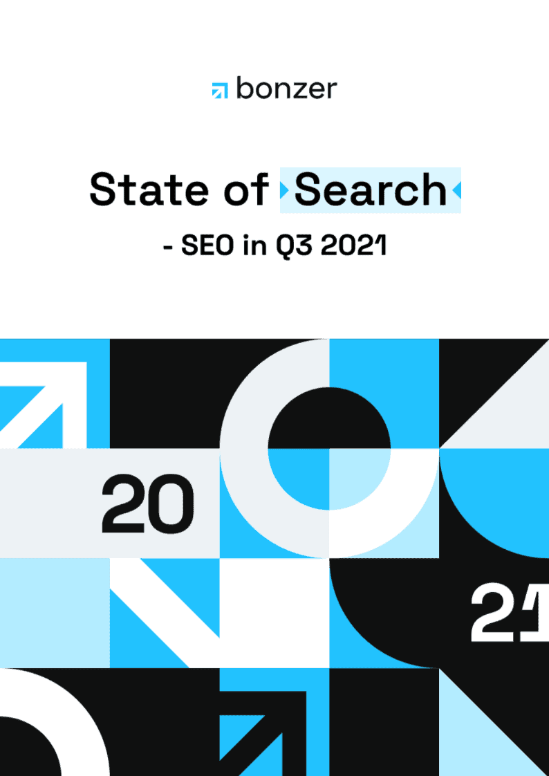 State of Search: SEO in Q3 2021